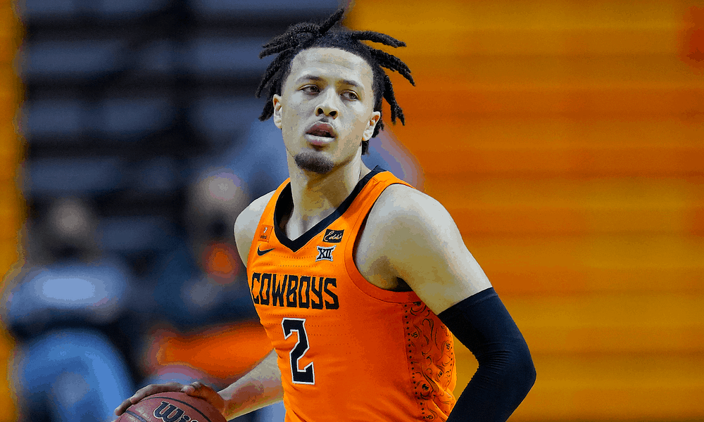 Likely #1 overall pick in the NBA Draft, Cade Cunningham recently opened up about his daughter Riley being his 'motivation