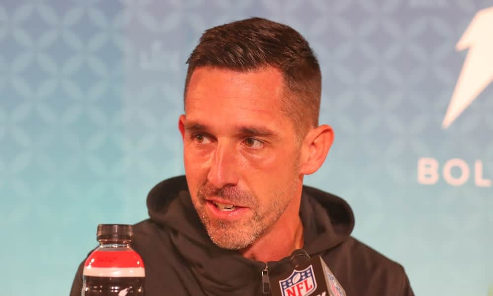 When speaking about the limited playing time for Brandon Aiyuk, Kyle Shanahan seemingly threw his star receiver under the bus