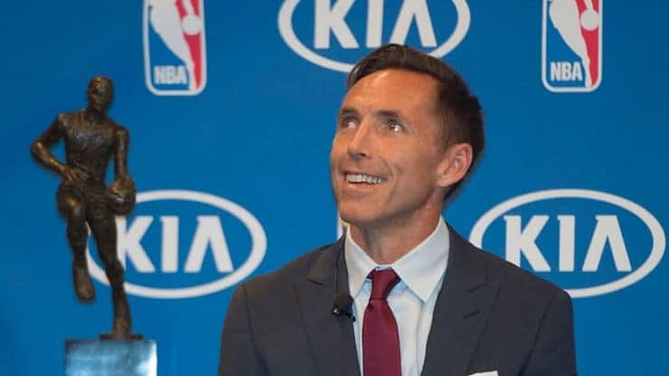 Steve Nash has signed a contract to be the coach of the Brooklyn Nets. The Brooklyn Nets have a bright future with many playoffs in sight.