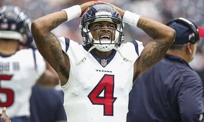Thanksgiving Day DraftKings NFL DFS Picks Cheat Sheet Daily Fantasy Football Houston Texans Deshaun Watson