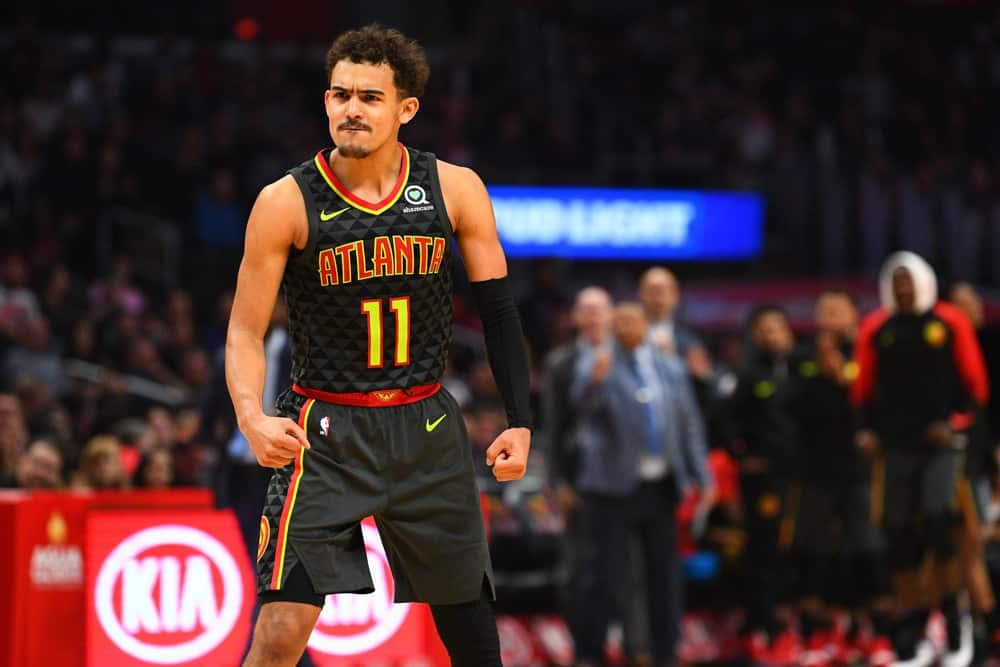 Zach Brunner finds the best NBA fantasy Monkey Knife Fight picks and predictions for the NBA Playoffs games today, Sunday, June 6, 2021.