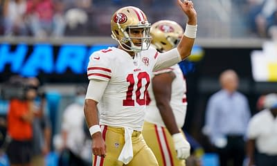 The Best FREE NFL betting advice and player props bets, picks and predictions for Week 4 gambling cards using expert ROI tools and data.