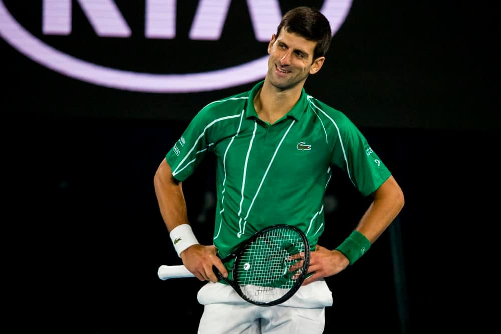 Blaine Jungwirth gives out his US Open betting picks in his Betting Preview, with US Open Odds and more, including Novak Djokovic.