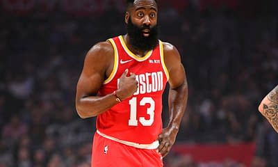 Brooklyn Nets guard James Harden revealed that his old pal, Russell Westbrook, went all out for his 32nd birthday gift this week