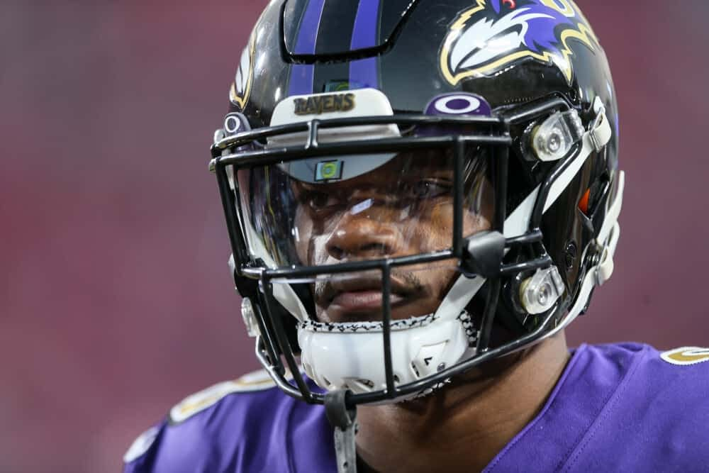 The Awesemo NFL Player Props Tool provides our best bets and odds for Sunday Night Football Chiefs vs. Ravens | Lamar Jackson