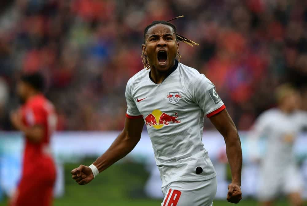 Bundesliga DFS Picks for the DraftKings and FanDuel Showdown slate with FC Koln taking on RB Leipzig. Christopher Nkunku Lock? | 6/1/20