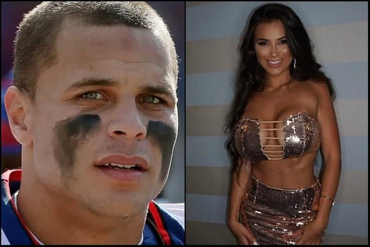 Rachel Bush thinks Buffalo Bills Jordan Poyer should be in the NFL Pro Bowl