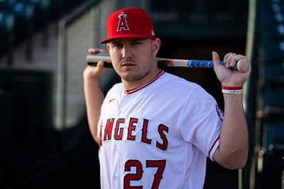 DraftKings DFS MLB DFS picks like Mike Trout for the August 7 MLB DFS slate based on projections and ownership from the #1 DFS player.