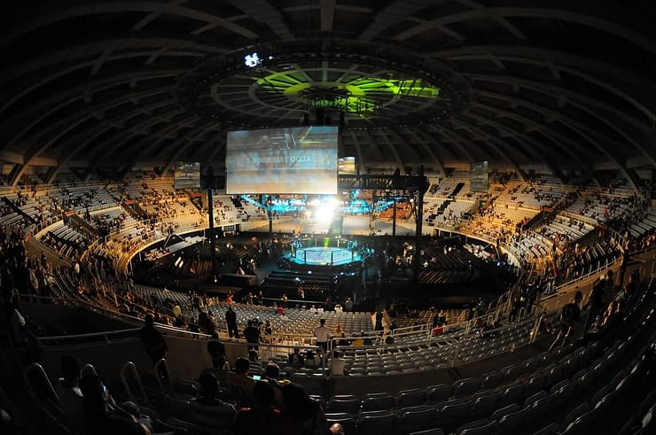 UFC betting picks for Fight Island 8 Chisea vs Magny headline