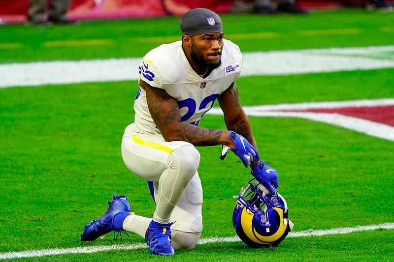 Los Angeles Rams running back Cam Akers shared a strong message to his fans after the news of his season-ending torn achilles