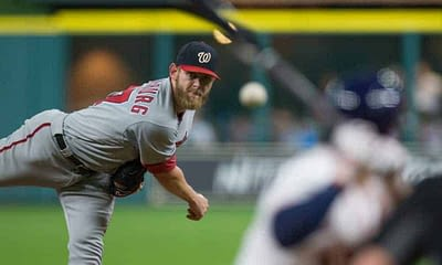 Awesemo's team of daily fantasy baseball experts give you a look at the day's MLB slate & give MLB DFS picks for DraftKings + FanDuel on 4/18/21 with Stephen Strasburg