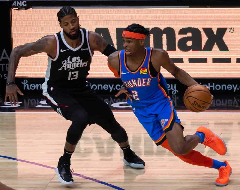 Terry McBride reviews Awesemo's optimal lineup rates + leverage scores for daily fantasy basketball picks for DraftKings NBA and FanDuel NBA.