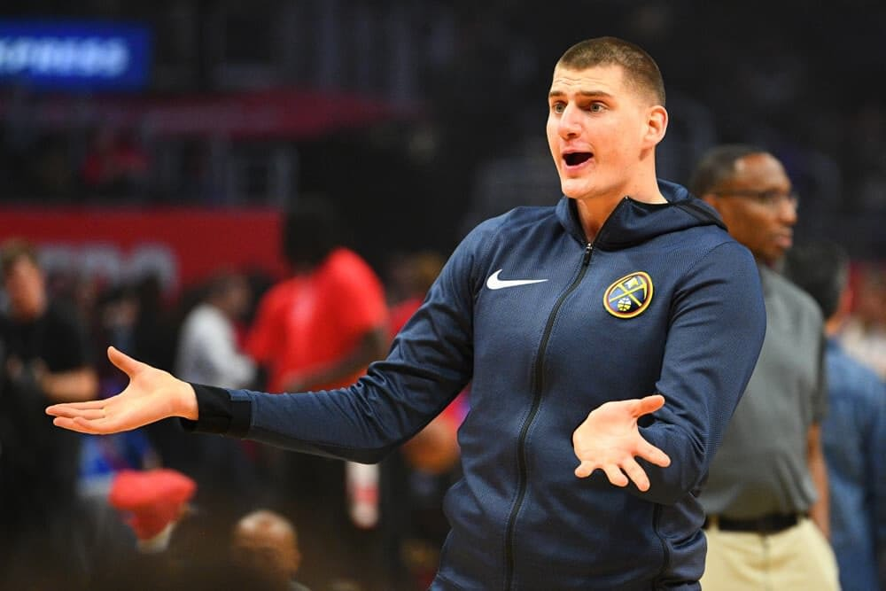 EMac gives his favorite NBA DFS picks for Yahoo + DraftKings + FanDuel daily fantasy basketball lineups including Nikola Jokic | Tuesday 2/23