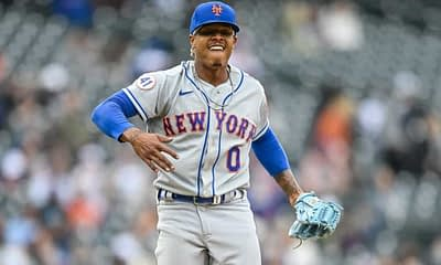 DraftKings & FanDuel daily fantasy baseball pitchers rankings, projections, ownership and top options for DFS lineups today Wednesday May 26 with Marucs Stroman