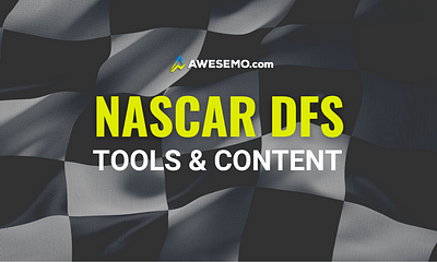NASCAR DFS Picks for DraftKings and FanDuel daily fantasy racing lineups with free tools, projections, data, articles, podcasts and live show for Sunday's Pennzoil 400 at Las Vegas Motor Speedway