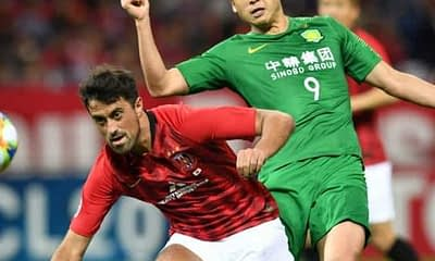 Degen Bet Of The Day: Chinese Super League Soccer, Beijing Sinobo Guoan v. Hebei China Fortune FC (August 12)