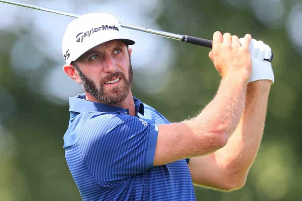 Fantasy Golf Picks Genesis Invitational DraftKings and FanDuel Top 5 Fades and busts for PGA DFS lineups Dustin Johnson