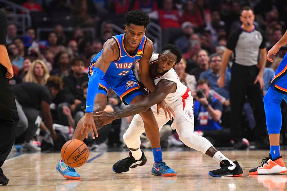 NBA DraftKings Lineup PIcks DFS daily fantasy basketball rankings western conference finals suns clippers Game 5 playoffs tonight Monday June 28 Paul George Patrick Beverley Devin Booker