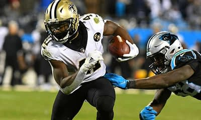NFL DFS Picks DraftKings and FanDuel Christmas Day Daily Fantasy Football tournaments