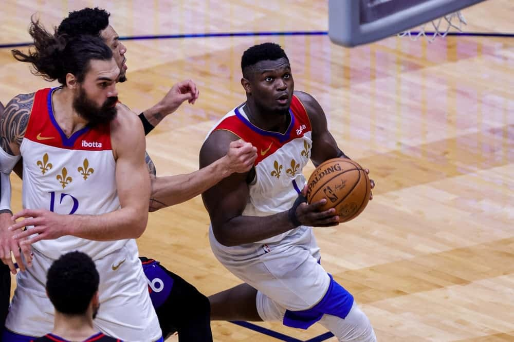 Josh Engleman brings you The Process, his NBA fantasy basketball show with strategy on how to build DraftKings & FanDuel lineups today, 5/7.
