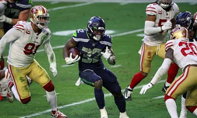 NFL Best bets Week 5 Rams vs. Seahawks Thursday Night FOotball betting picks predictions player props odds lines predictions parlays over/under moneyline gambling wagers
