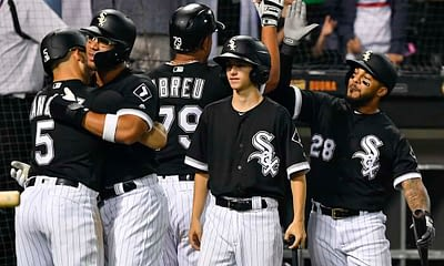 FanDuel MLB DFS cheatsheet for 9/29, picks like Jose Abreu based on projections and ownership from the world's No. 1 DFS player.