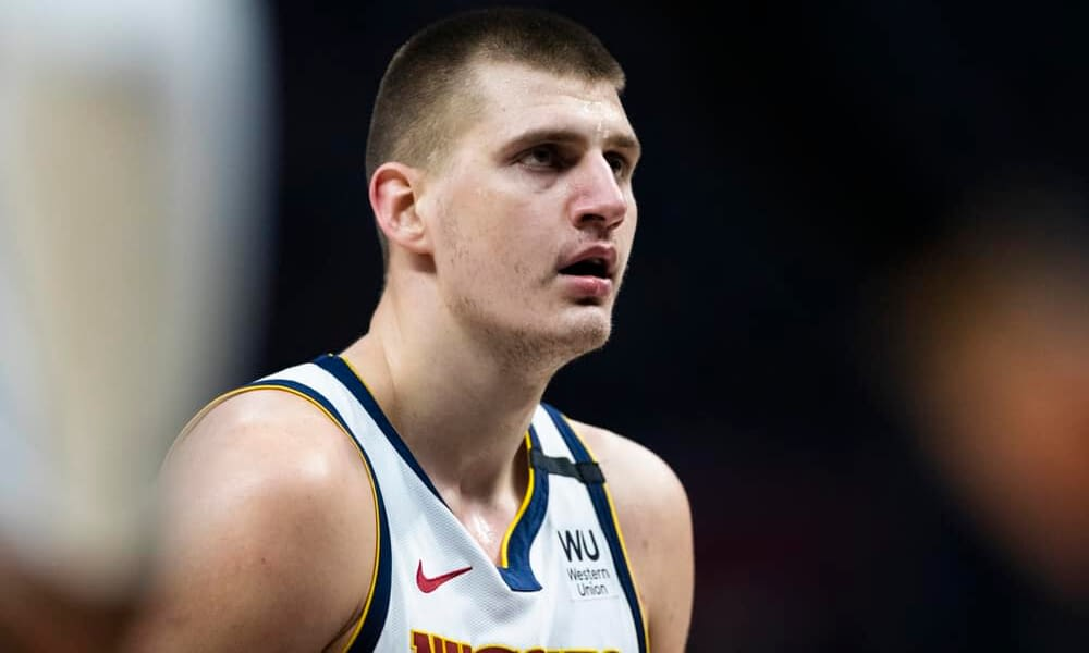 NBA DFS Picks for DraftKings and FanDuel daily fantasy lineups on Monday January 25 2021 Nikola Jokic news notes and starting lineups