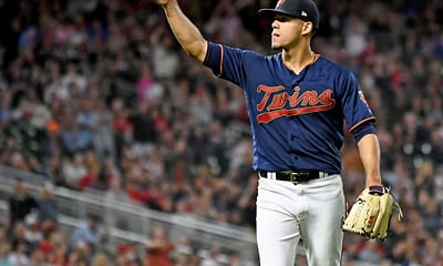 DraftKings & FanDuel Daily fantasy baseball pitchers using Awesemo's expert MLB DFS projections and top pitcher tool for Thursday April 8 featuring Jose Berrios