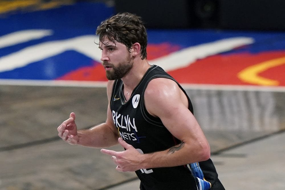 NBA Player Prop odds, expert picks and predictions tonight Thursday June 10 2021 with Joe Harris over/under Nets vs. Bucks CLippers vs. Jazz ROund 2 playoffs games