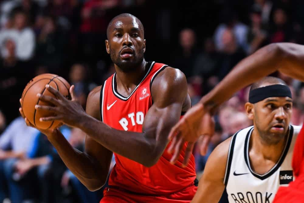 Chris Spags is back with the Switch and Hedge: FREE NBA DFS Picks for 12/20 daily fantasy on DraftKings & FanDuel. Serge Ibaka + more!
