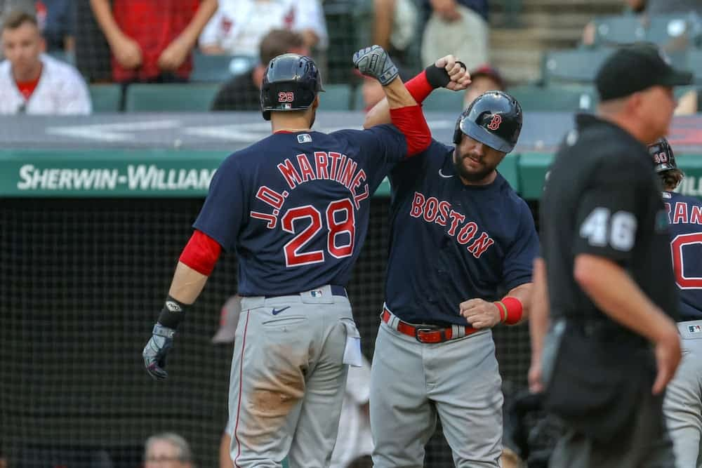 MLB DFS Picks, top stacks and pitchers for Yahoo, DraftKings & FanDuel daily fantasy baseball lineups, including the Red Sox   Friday, 10/1