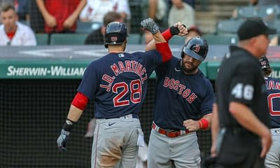 MLB DFS Picks, top stacks and pitchers for Yahoo, DraftKings & FanDuel daily fantasy baseball lineups, including the Red Sox | Friday, 10/1