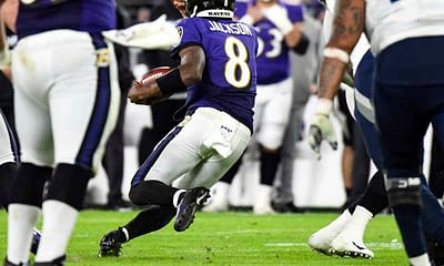 NFL DFS picks wildcard weekend lamar jackson DraftKings NFL FanDuel NFL