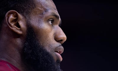 NBA DraftKings and FanDuel DFS late slate breaking news late swap lineups LeBron James