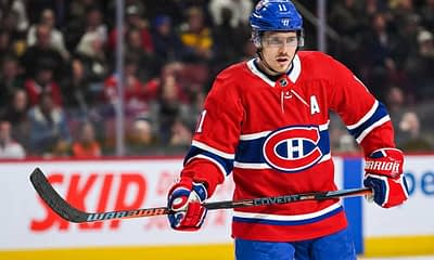NHL DraftKings picks for Stanley Cup Game 2 daily fantasy hockey lineups. FREE NHL DFS cheat sheet + projections | Brendan Gallagher 6/30.