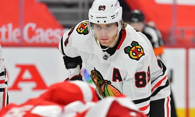 Jake Hari breaks down the best fantasy hockey plays like Patrick Kane on Wednesday's NHL DFS slate for DraftKings + FanDuel on 4/21/21.
