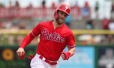 MLB DFS Picks & Stacks for Yahoo, DraftKings + FanDuel daily fantasy baseball lineups, including the Phillies and Dodgers | Tuesday, 5/11/21
