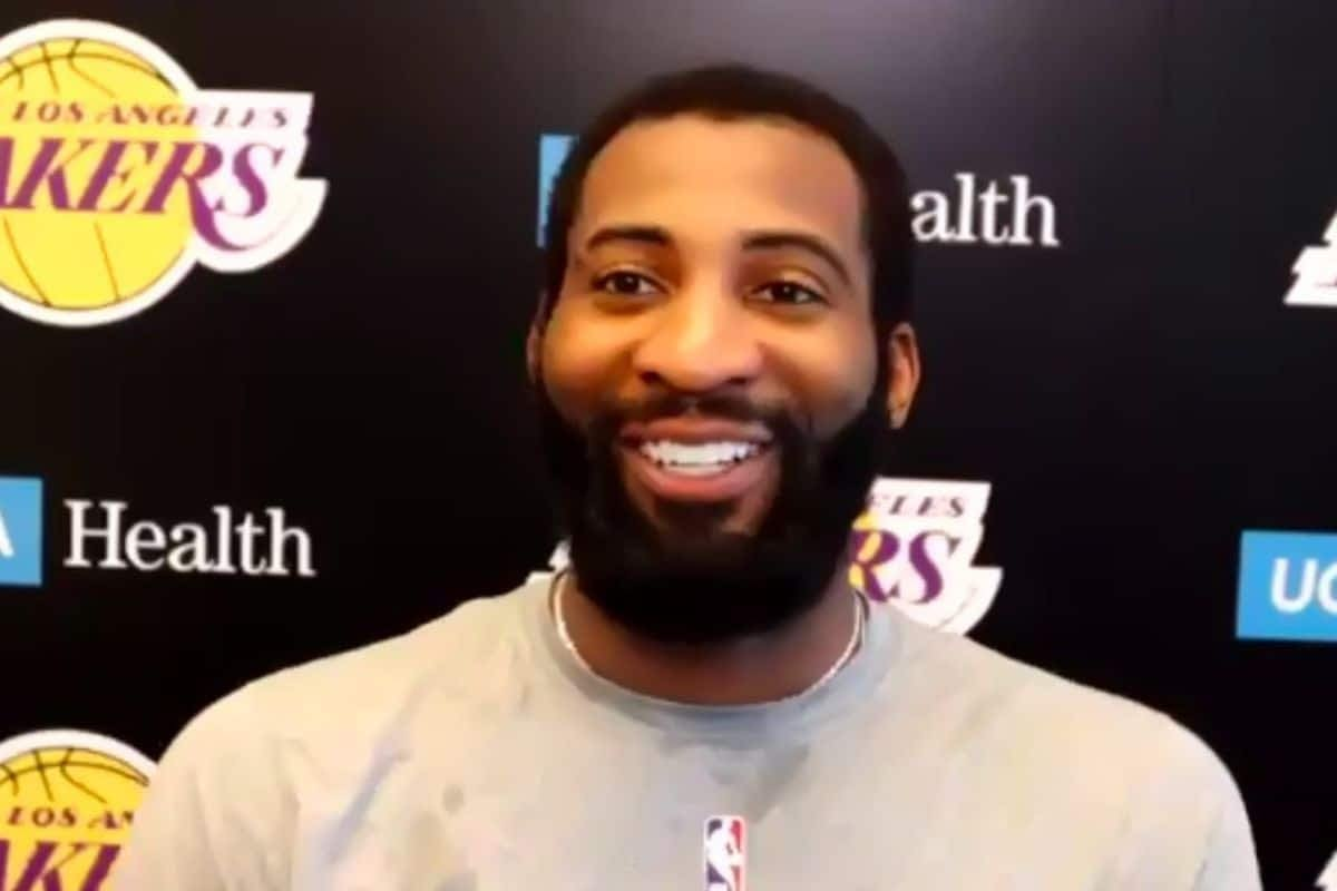 Andre Drummond grill
