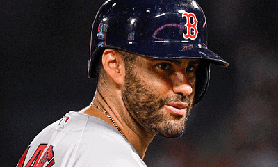 EMac gives his favorite MLB DFS Stacks for Yahoo + DraftKings + FanDuel daily fantasy baseball lineups Red Sox, Astros, Cubs | Sunday 4/4/21