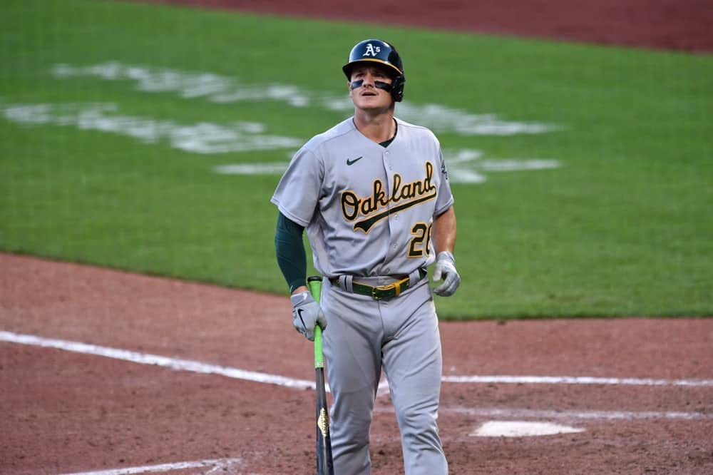 MLB DFS Picks, top stacks and pitchers for Yahoo, DraftKings & FanDuel daily fantasy baseball lineups, including the Athletics | Wednesday, 9/8