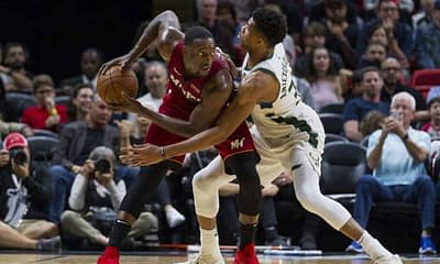 Damien Mathews is back with his top NBA SuperDraft DFS Picks for Monday, 2/10 including Bam Adebayo and Andre Iguoudala.