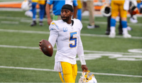 Tyrod Taylor had his lunge punctured by a Chargers team doctor just prior to kickoff in Week 2. The injury will cause the QB to miss games.