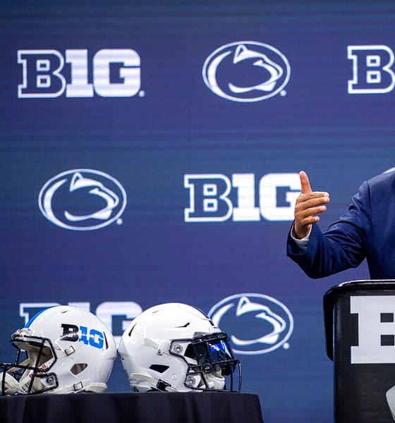 """According to a report, there is """"mutual interest"""" between James Franklin and USC after rumors began to swirl earlier in the week"""