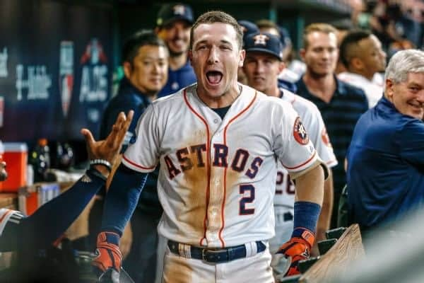Chris Spags gives his favorite MLB picks for DFS baseball on DraftKings & FanDuel, including Alex Bregman & more MLB DFS plays.
