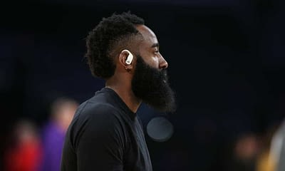 Awesemo brings the 2/25/21 NBA Superdraft Picks cheat sheet for daily fantasy basketball lineups on Feb. 25, including James Harden.