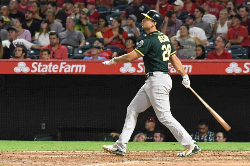 MLB DFS Picks & Stacks for Yahoo, DraftKings + FanDuel daily fantasy baseball lineups, including the Athletics and Astros | Thursday, 5/13/21
