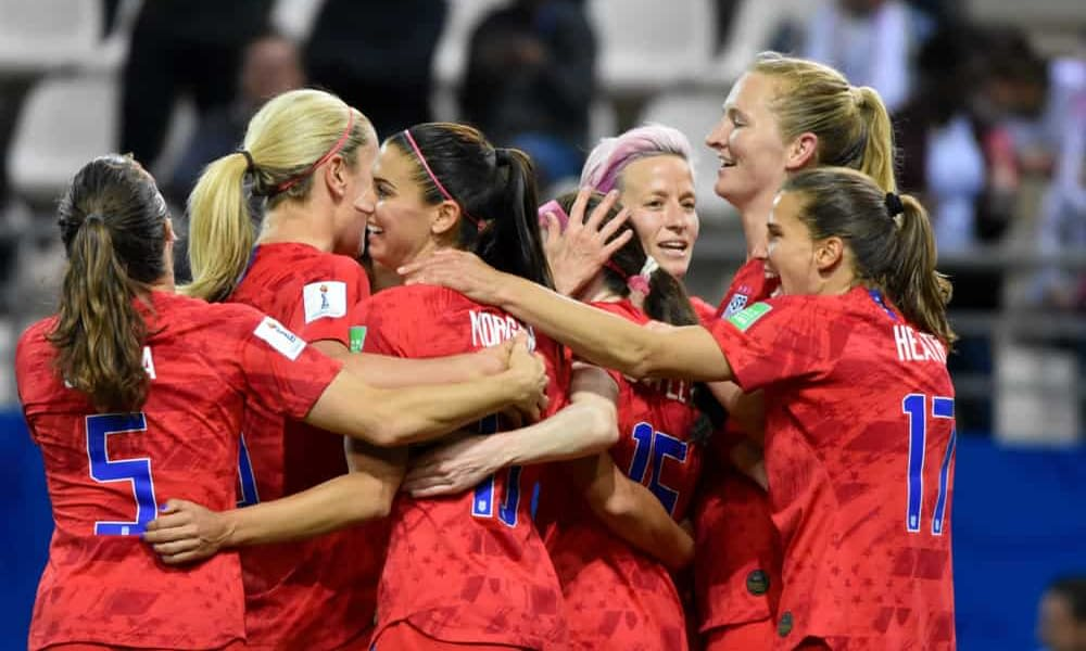 Former Team USA goaltender Hope Solo spoke out on how she wasn't necessarily into how Megan Rapinoe would 'bully' teammates into kneeling for National Anthem