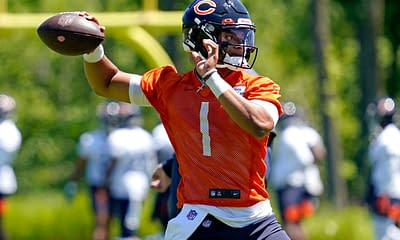Justin Fields opened up on his mindset after it was announced that he would be the Chicago Bears' QB1 this week against the Cleveland Browns