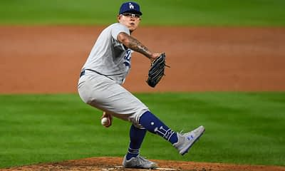 MLB DFS Picks. FREE FanDuel Daily Fantasy Baseball lineup advice based on Alex Baker's expert projections for 7/27 with Julio Urias.