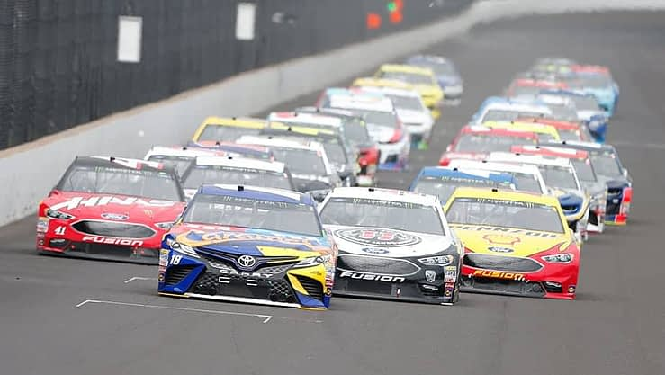 Big Machine Hand Sanitizer 400 NASCAR DFS Preview for DraftKings and FanDuel